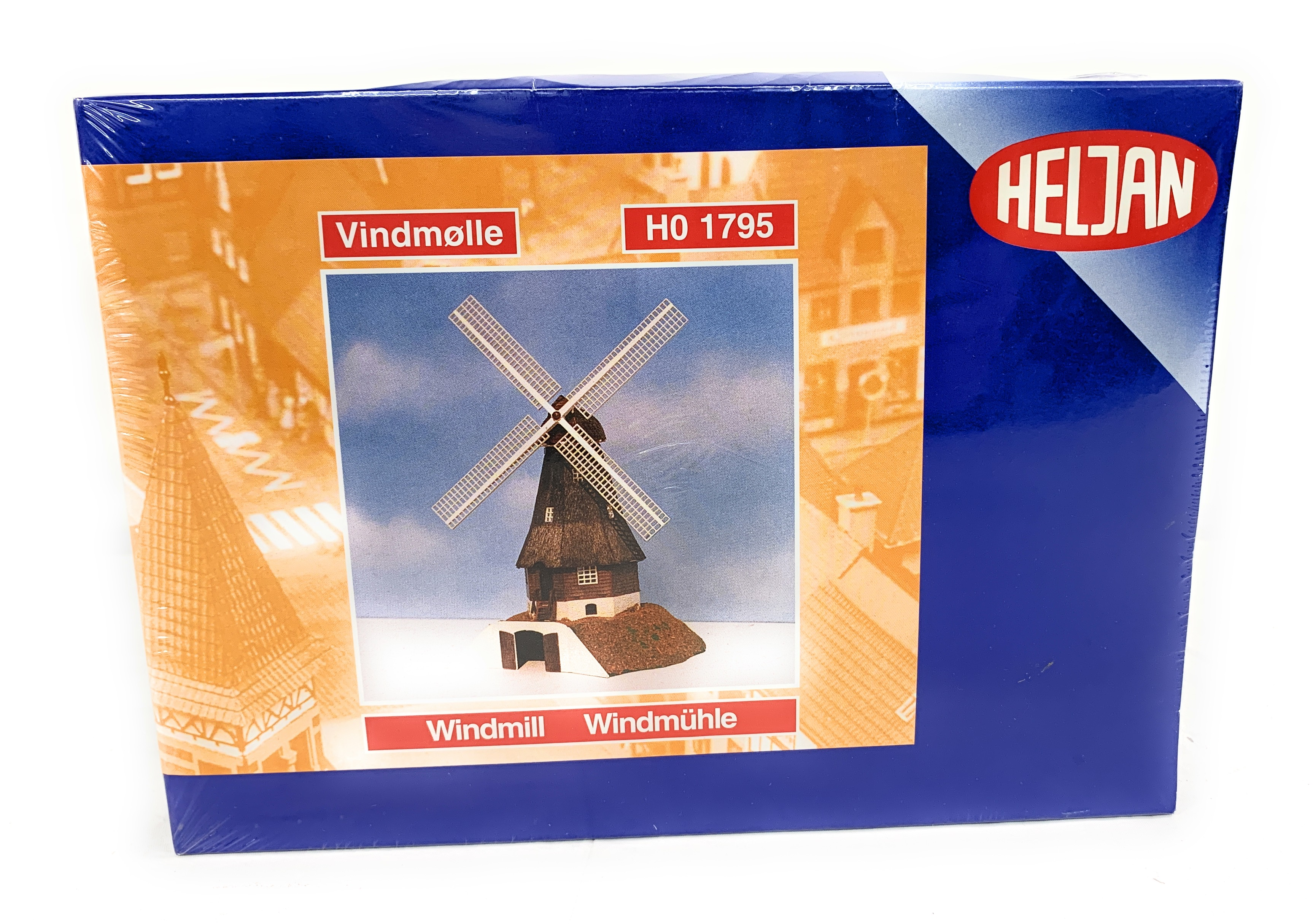 Heljan Windmill HO Scale