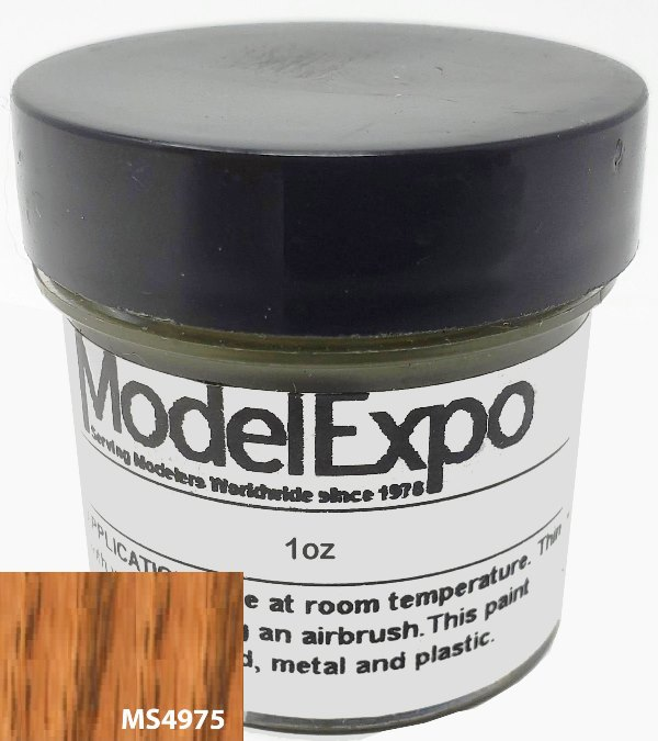 Model Shipways 1 Oz. English oak - Model Expo Paint - Historic Stains - MS4975