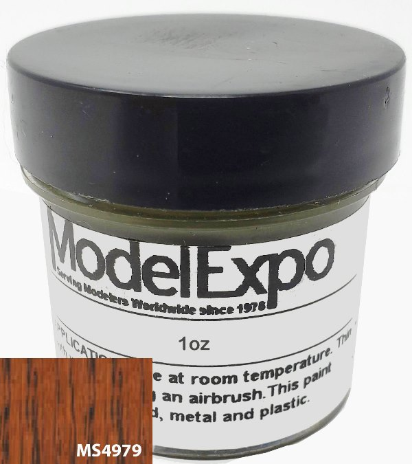 Model Shipways 1 Oz. Cherry - Model Expo Paint - Historic Stains - MS4979