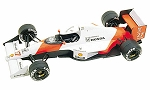 Tameo TMK 117 McLaren Honda MP4/5b - White Metal Car Kit - Scale 1:43, RP-GB