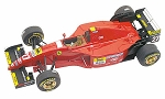 Tameo TMK 202 Ferrari 412 T2 - White Metal Car Kit - Scale 1:43, RP-GB