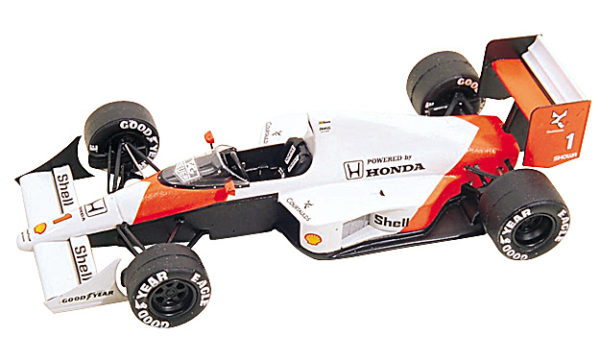 McLaren Honda Mp4//5  Formel 1-1:87 bs-design Resin