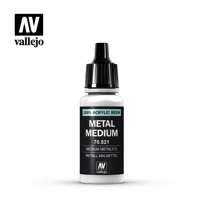 Vallejo 70521 Metal Medium