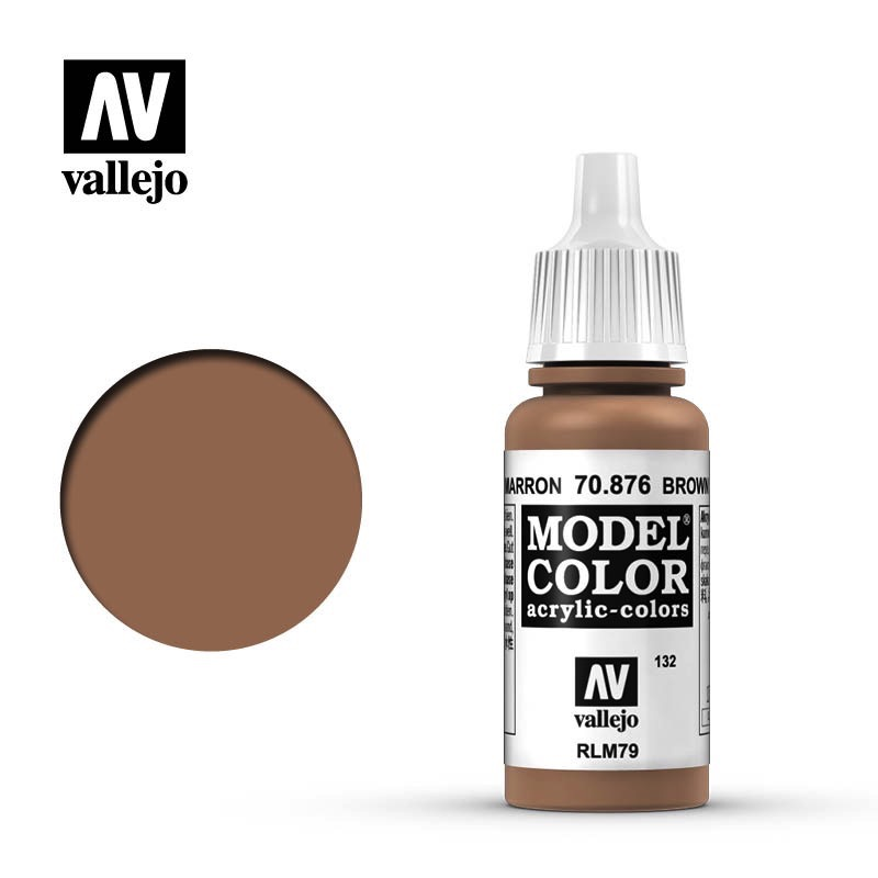 Vallejo 70876 Brown Sand