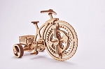 Wood Trick Bicycle - Laser Cut Plywood Kit - 89 Parts