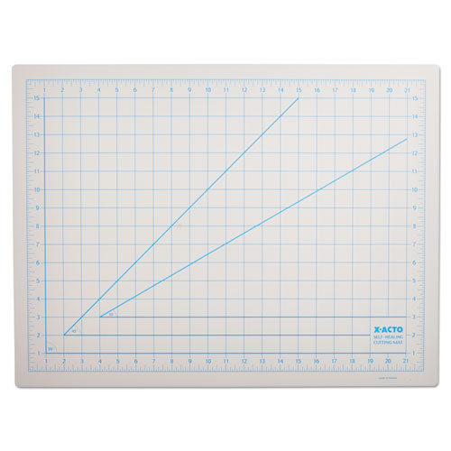 X-ACTO Grey Cutting Mat 18X24