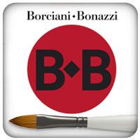 Borciani Bonazzi Paint Brushes