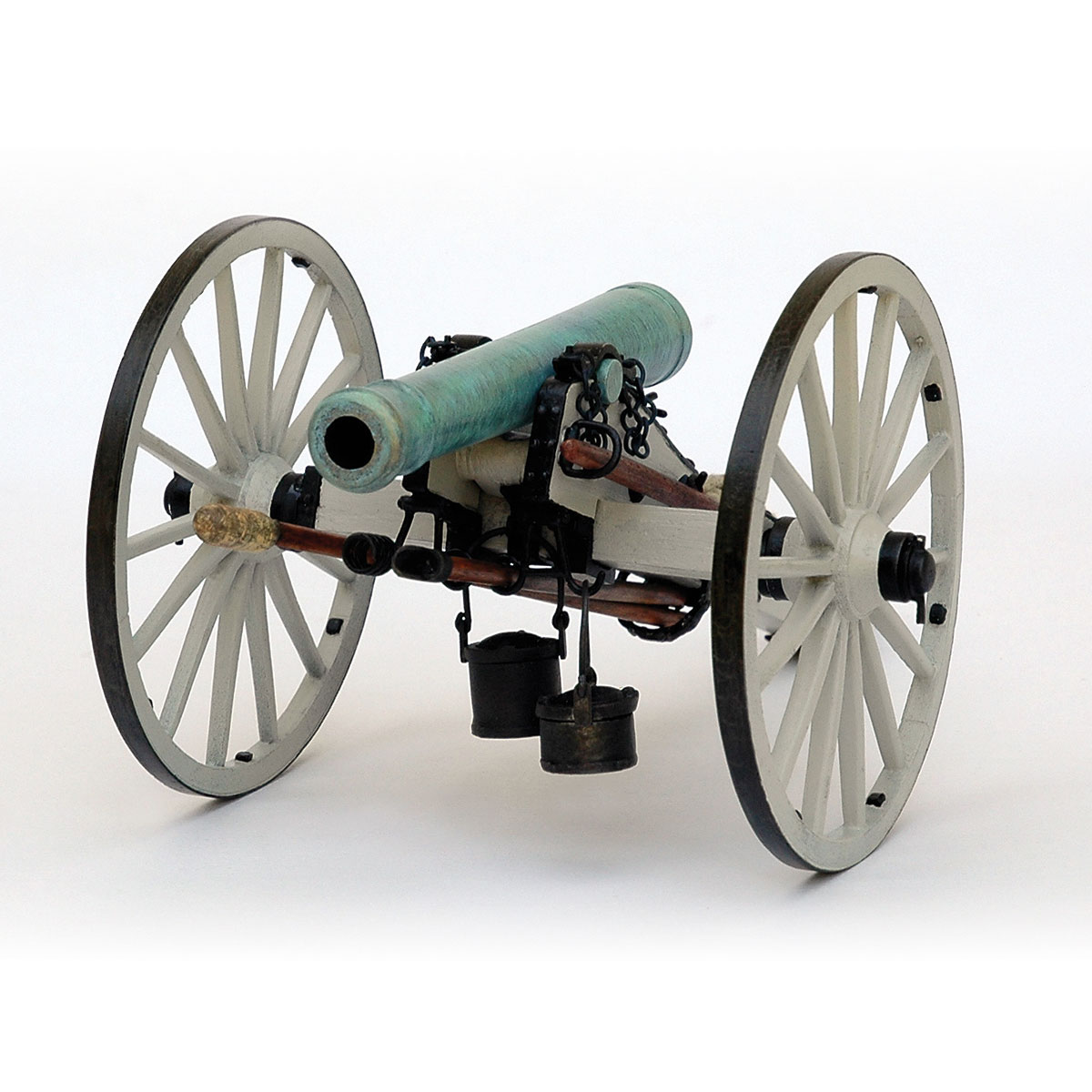 guns of history james cannon 6 lbr 1 16 scale