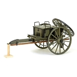 GUNS OF HISTORY CIVIL WAR CAISSON Ammunition Carriage 1:16 SCALE