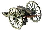 GUNS OF HISTORY DOUBLE BARREL CANNON    1:16 SCALE