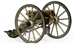 GUNS OF HISTORY MOUNTAIN HOWITZER 12-PDR 1:16
