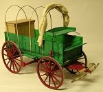 MODEL TRAILWAYS CHUCK WAGON 1:12 Scale