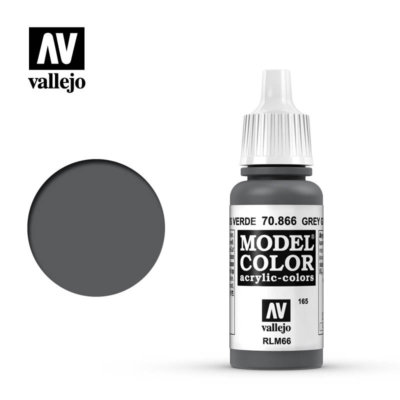 Vallejo Grey Green