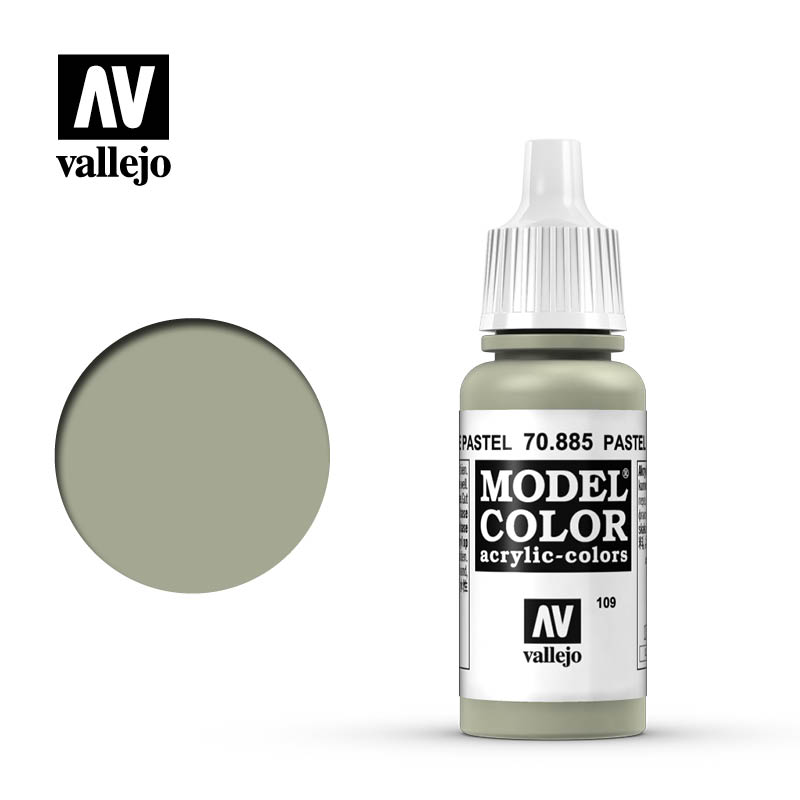 Vallejo Model Colors Pastel Green