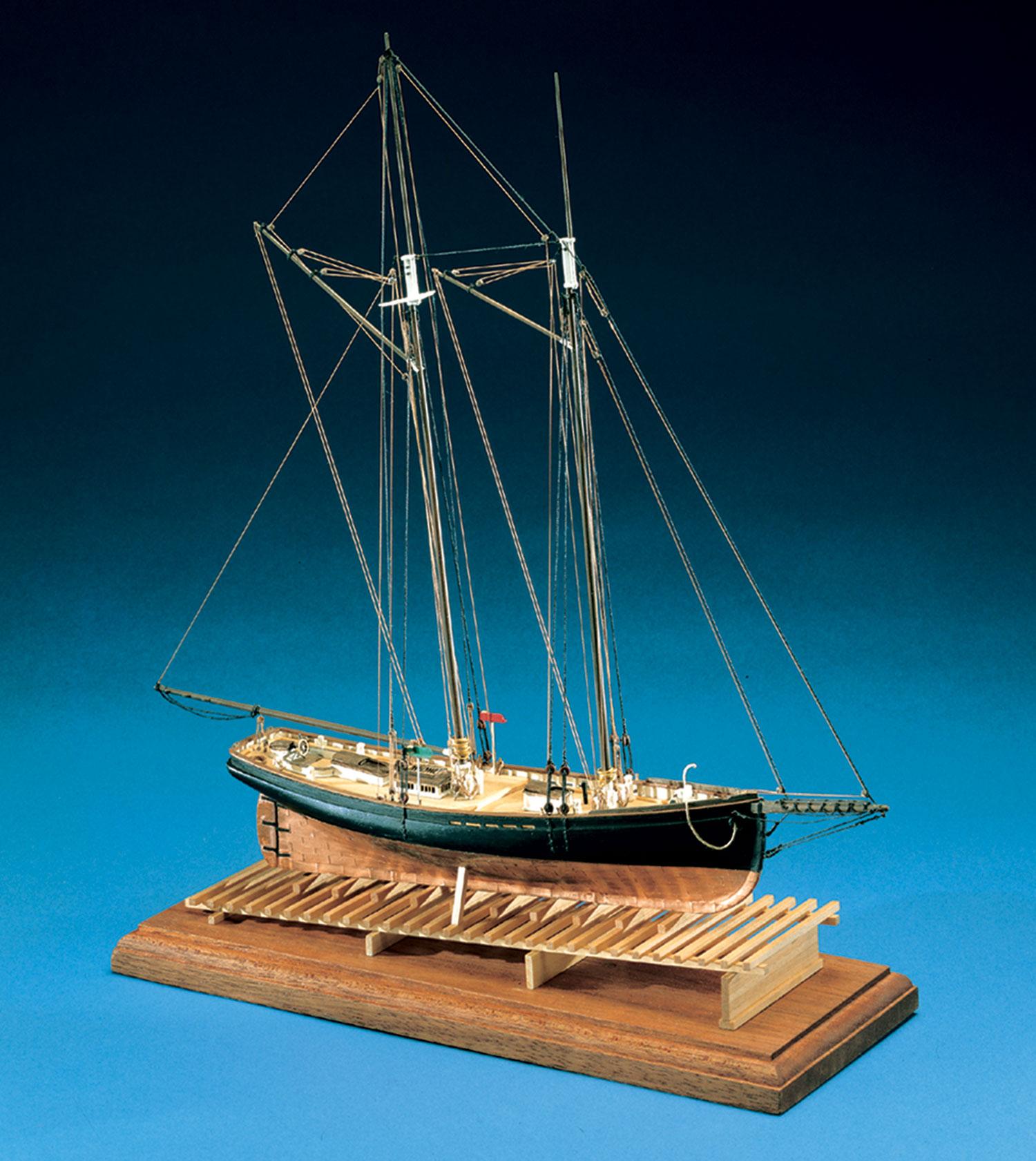 Model Expo Phantom Ny Pilot Boat 1 96 Scale