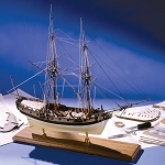 Model Shipways FAIR AMERICAN 14 GUN PRIV 1:48 SCALE
