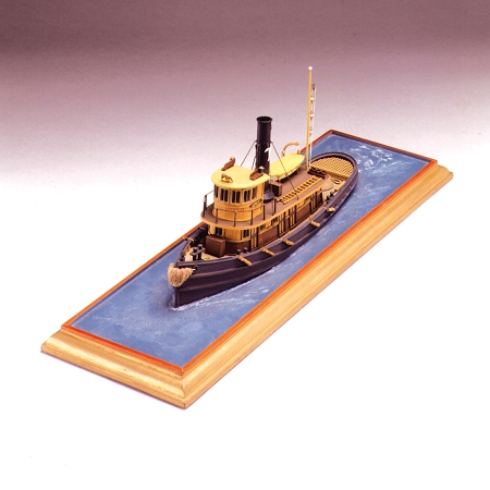 Model Expo TAURUS SOLID HULL TOWBOAT 1:96 SCALE