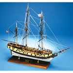 Model Expo RATTLESNAKE US PRIVATEER 1:64 SCALE