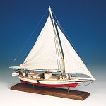 Model Expo WILLIE BENNETT SKIPJACK  1:32 SCALE