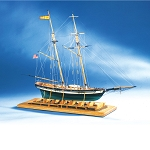 Model Shipways PRIDE OF BALTIMORE 2   1:64 SCALE