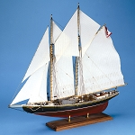 Model Expo BLUENOSE CANADIAN SCHOONER 1:64  SCALE
