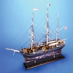 Model Shipways CHARLES MORGAN WHALE BARK 1:64 SCALE