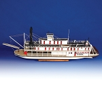 Model Shipways CHAPERON STERNWHEEL STEAMER 1:48 SCALE
