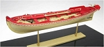 Model Shipways 21FT ENGLISH PINNACE     1:24 SCALE