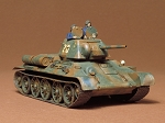 Tamiya Russian Army T34/76 Model 1943 Tank 1/35 Scale