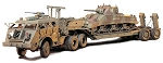 US 40 Ton Tank Transporter Dragon Wagon 1/35 Scale (Tank not included)