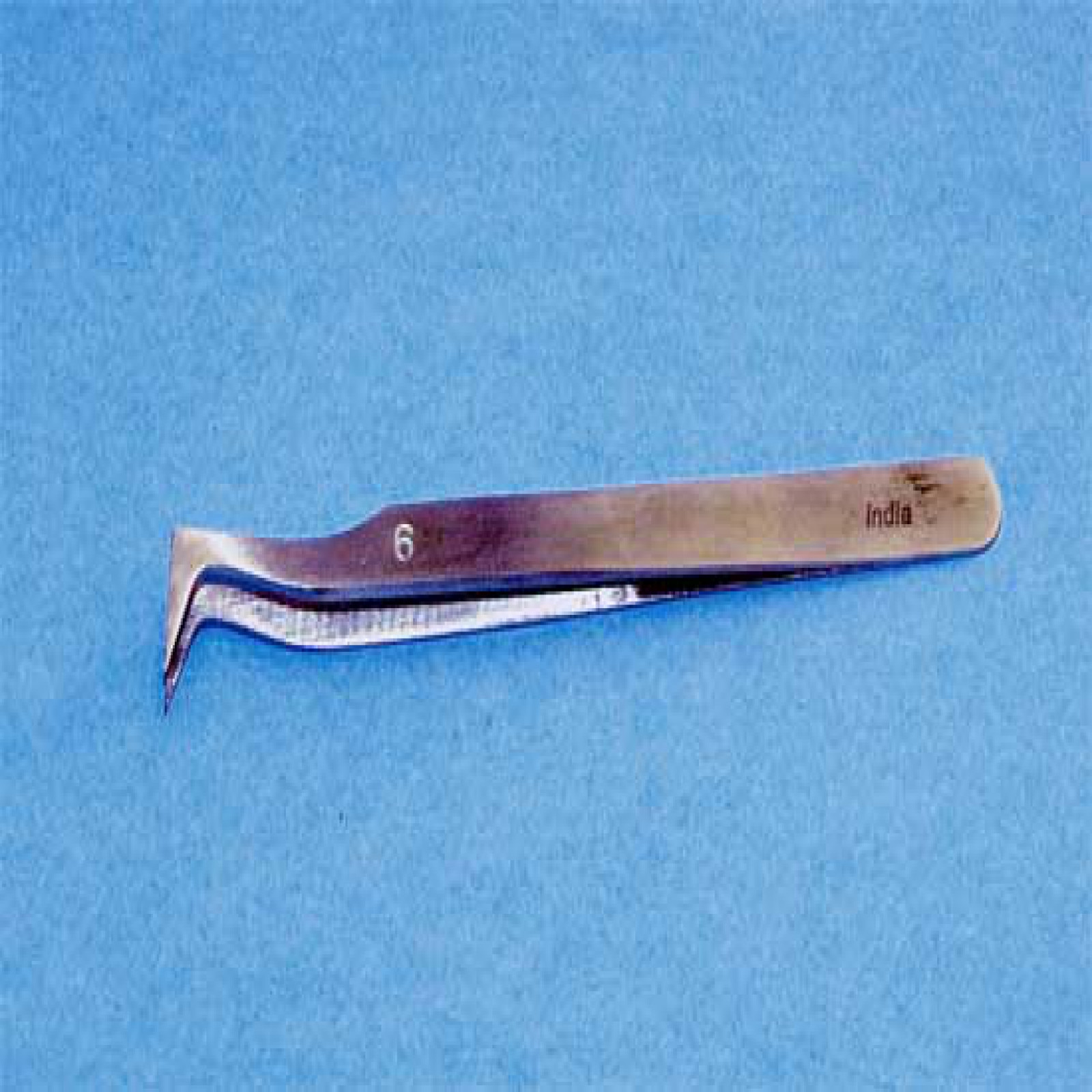FINE BENT POINT TWEEZER #6