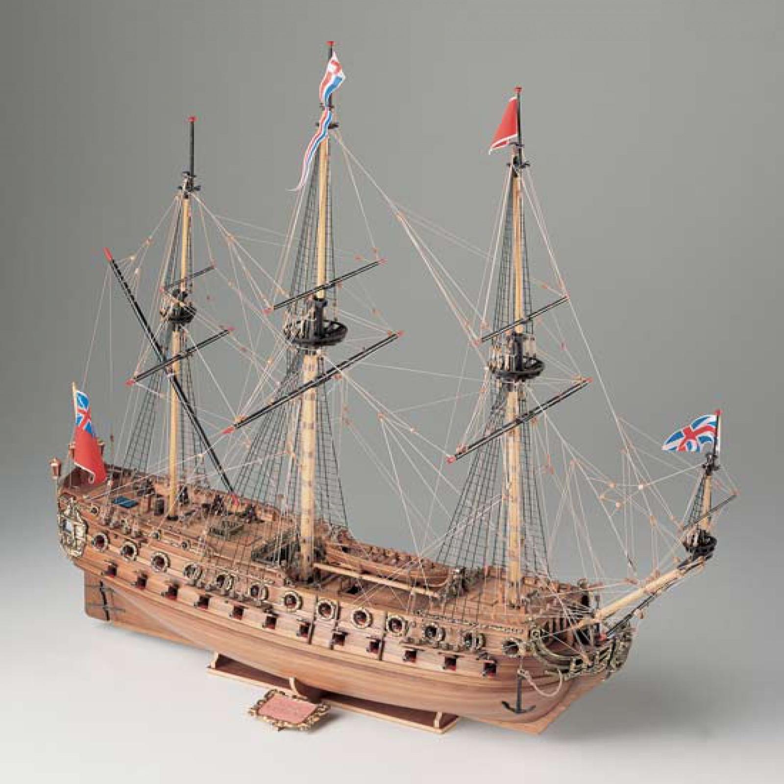 Corel Hms Neptune British Warship 1 90