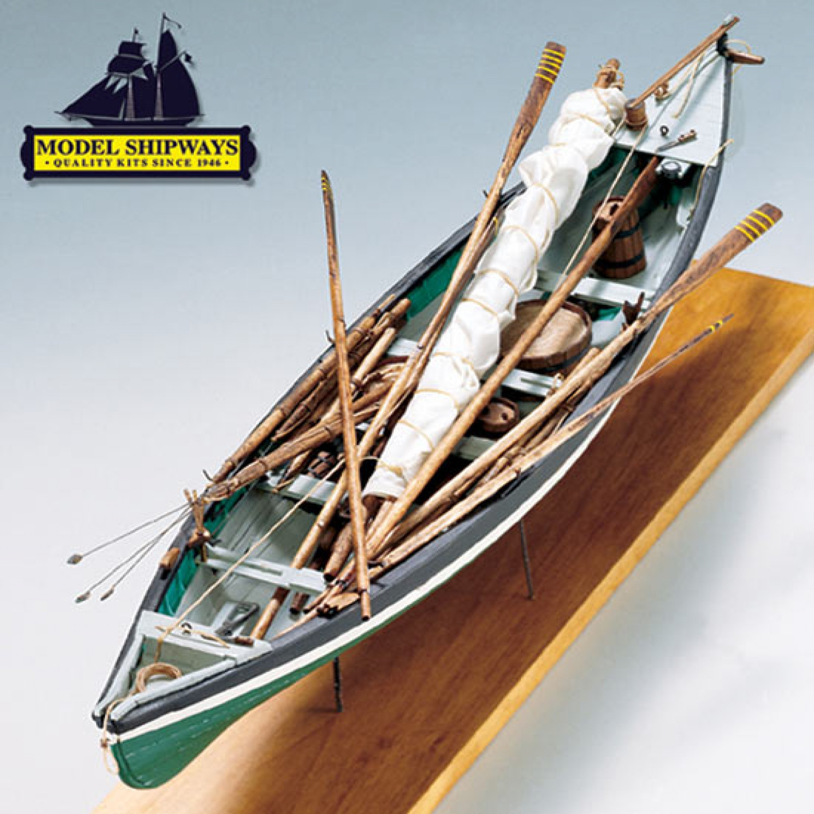 Model Expo New Bedford Whaleboat 1 16 Scale