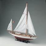 COREL CORSARO II WOOD SHIP MODEL KIT