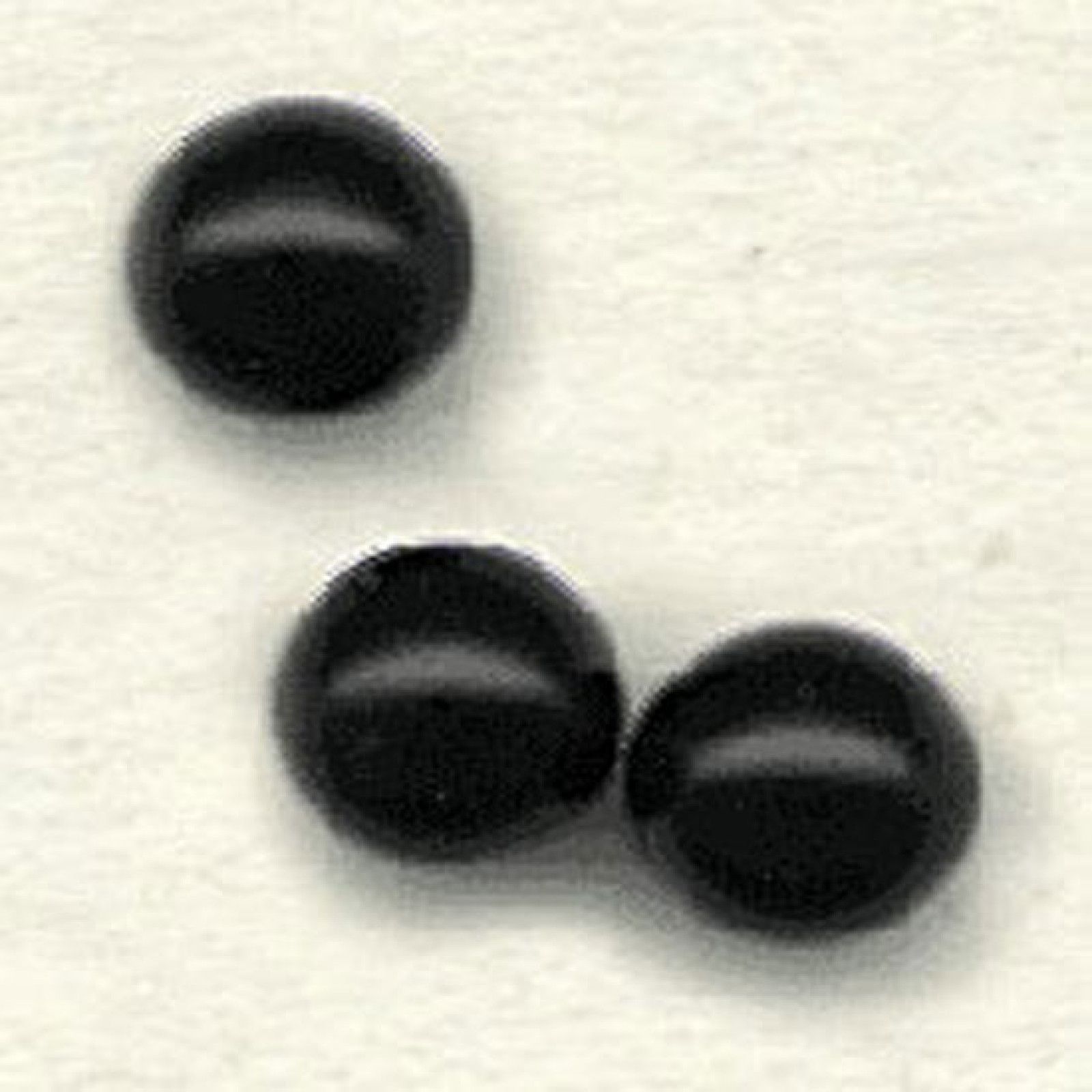 CANNONBALLS, 3mm 40/pack