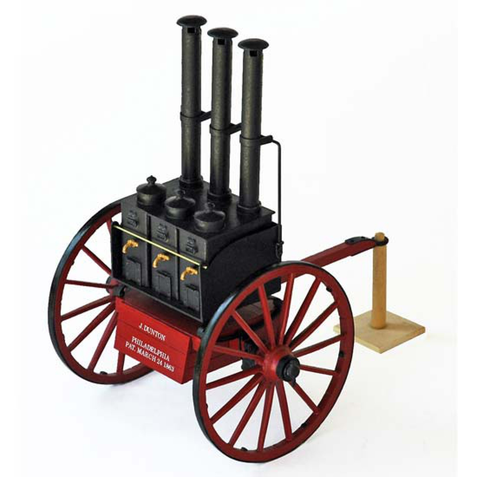 GUNS OF HISTORY CIVIL WAR COFFEE WAGON  1:16 SCALE