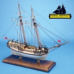 Model Shipways SULTANA SOLID HULL 1:64 SCALE