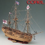COREL HMS SM41 ENDEAVOUR NEW REVISED VERSION