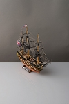 Corel SM101 HMS Victory - Solid Carved Wood Hull Kit - Scale 1:310 - Length 13-1/4