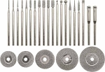 25-Pc.  Diamond Polishing Set