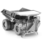 Metal Earth - MMS424 CAT Mining Truck
