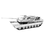Metal Earth - MMS206 M1 Abrams Tank