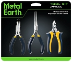 Metal Earth - MMT001 Tool Kit - 3 pieces