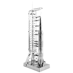 Metal Earth - MMS167 Apollo Saturn V with Gantry