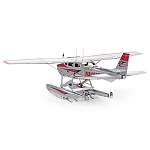 Metal Earth - MMS111Cessna 182 Floatplane