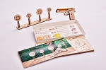 Wood Trick Wooden Guns - Laser Cut Plywood Kit