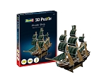 Revell of Germany Pirate Ship 3D Puzzle
