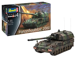 Revell of Germany Panzerhaubitze 2000 1:35 Scale