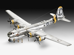 Revell of Germany B-29 SUPER FORTRESS 1:48 Scale