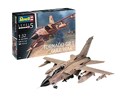 Revell of Germany Tornado GR, 1 RAF Gulf War 1:32 Scale